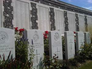 Graves and Memorial: Tyne Cot